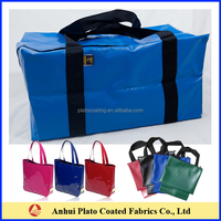 Customized waterproof tarpaulin bag made by AH Plato