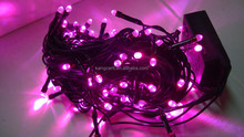 20m 9 color AC110/220V led string light 200 leds wedding partying xmas christmas tree decoration lights submersible led string