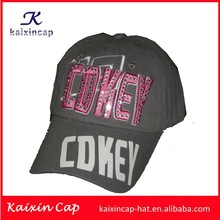 factory fashion sports new style high quality baseball caps manufacture