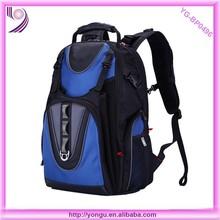 Blue& Black Customize Kids Basketball Backpack