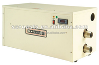 CE certificated Coasts 30kw swimming pool equipment pool (spa)heater