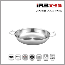 Tri-Ply Stainless Steel induction pan