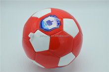 new design 4# machine stitched footballs/soccer balls for middle school students