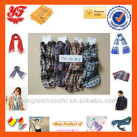 2014 new style popular winter personal long scarf in bulk