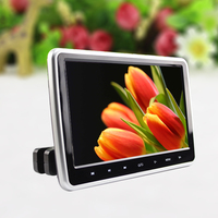Low voltage High Quality Car Headrest Mount Portable Dvd Player