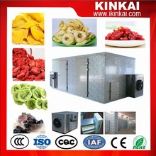 CE approval food dehydrator, batch type electric industrial food dehydrator