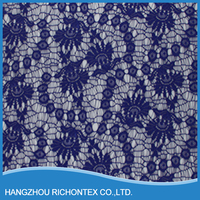 Best Selling Eco-Friendly New Trendy Net Knitted Fabric Lace