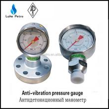 API 7K Anti-vibration Pressure Gauge For Mud Pump