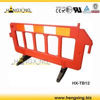 road block barrier red HX-TB12