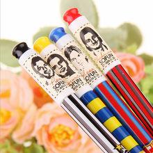 2014 wholesale black best gel pen promotional gel pen 0.38 black gel pen footaball star figure gel pen