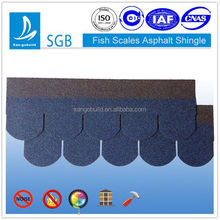Fish Scale Roof shingle from Chinese Supplier