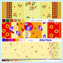 wholesale satin fabric composition 100 polyester, printed satin fabric made in china
