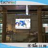 Ultra Slim P5.95 Commercial LED Curtain Video Display in Tradeshows
