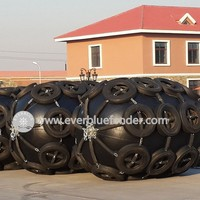 Marine Boat Rubber Fender, Inflatable/Pneumatic Rubber Fender