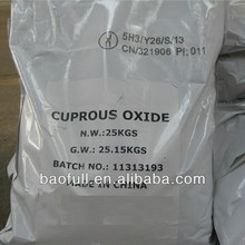 de alta calidad de óxido cuproso de pintura