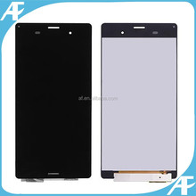 US version black color lcd screen + touch digitizer for sony xperia z3 D6603 D6616 D6633 D6643