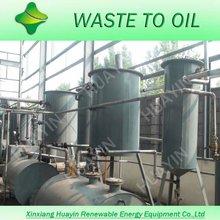 Huayin equipo sin contaminación para reciclar plásticos desusados