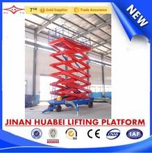 scissor lift platform / mobile platform lifter