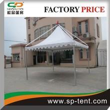 2015 Newly High Quality luxury Wedding Gazebo tent 6x6m