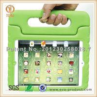 Hot sale brand new kids friendly EVA foam for iPad mini plain case
