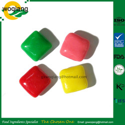 Food additive in dairy products/CAS Registry Number 15905-32-5 food grade erythrosine dye in chewing gum