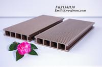 eco friend UV-resistance wpc deck wpc crack-resistant decking outdoor deck