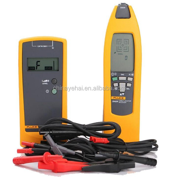 Cable Fault Locator : Fluke underground cable fault locator buy