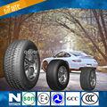 neumático de coche comercial hecho en china de los neumáticos del coche 18 r