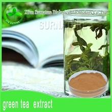 Low price green tea extract, green tea polyphenol in a large store