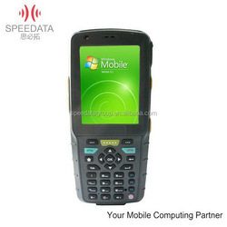3.5inch PDA mobile data collector 1D 2D barcode scanner warehouse use