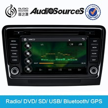 for skoda octavia navigation system with OPS IPAS MFD SWC 3G Radio Bluetooth