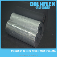 Insulation Rubber Foam Flexible Air Conditioning Pipe Insulation