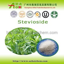 High demand natural sweetener zero calorie stevia extract