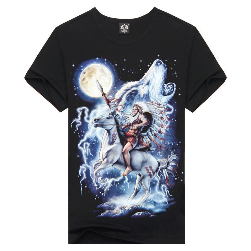 Мужская футболка !! o 3D t m/xl,