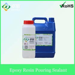 Two component epoxy adhesive Pouring Sealant liquid sealant