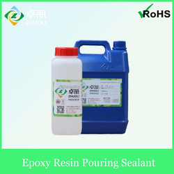 Two component epoxy adhesive Pouring Sealant liquid sealant