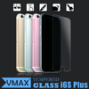 Wholesale Japanese Asahi Glass 2.5D 9H Anti- Glare and shock tempered glass screen protector for iphone 6S / 6S Plus