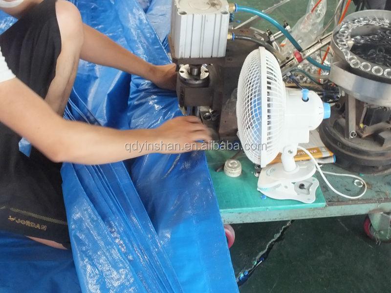 Heavy duty b che pour bateau bleu tanche en plastique pas for Bache etanche pas cher