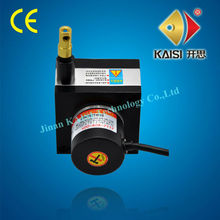 0-10v output analog sensor Draw-wire displacement sensor analog output position sensor KS50-1500-V10