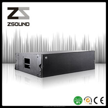 Line array speaker design,profesional sound system