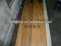 Three layer long board oak engineered flooring