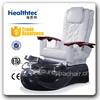 electric glass bowl health massage spa pedicure chair