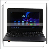 """VIA8880 8GB 10"""" 2014 Cheap Chinese New Android 4.0 Laptop Netbook Dual Core Wi-Fi HD US Standard Black"""