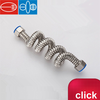 stainless steel flexible toilet corrugated hose