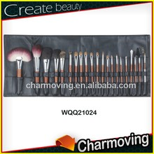 Professional 21Pcs Makeup Brush Set Tools Facial Care Cosmetic Make up Brushes Set With Bag