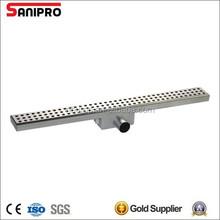 Hot sale smart 304 stainless steel linear concrete floor drain