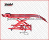 CE maintenance lift for motorcycle