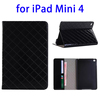 mobile phone hanging accessories leather case for iPad mini 4