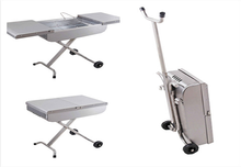 2015 New Design, Stainless Steel Barbecue Charcoal Grill/ Foldable BBQ grill