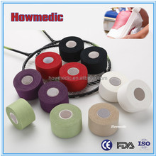 colored sports hypoallergenic trainer's tape